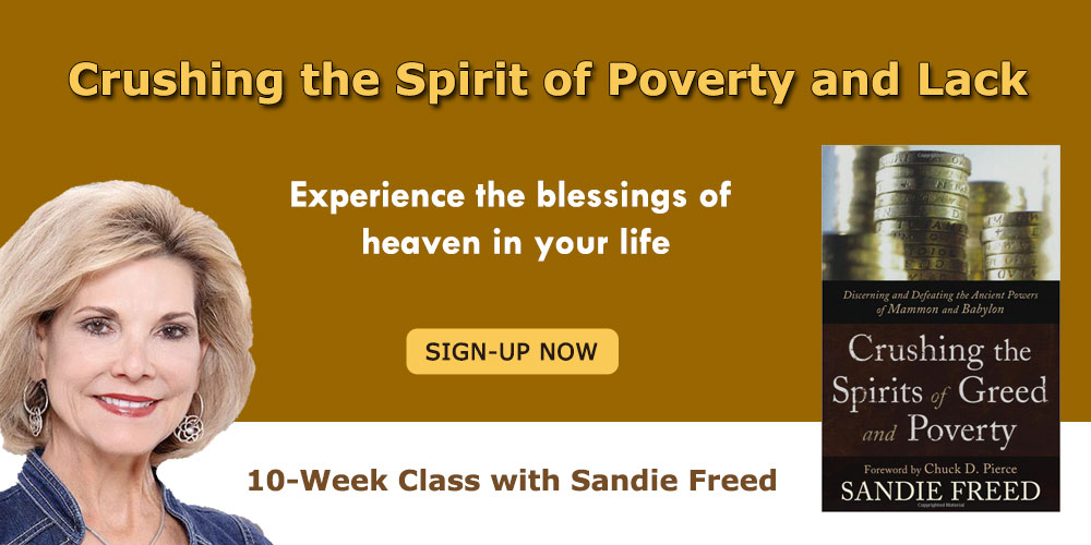 Crushing the Spirit of Poverty and Lack