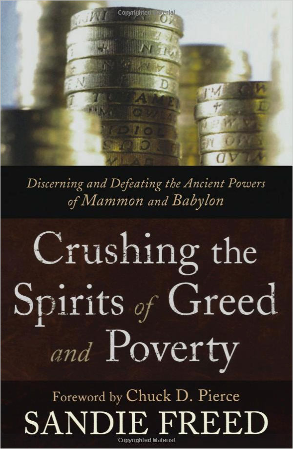 Crushing the Spirits of Poverty and Lack